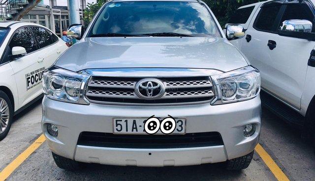 Huyền thoại giữ giá Toyota Fortuner 2011 V2.7, tự động, 2 cầu