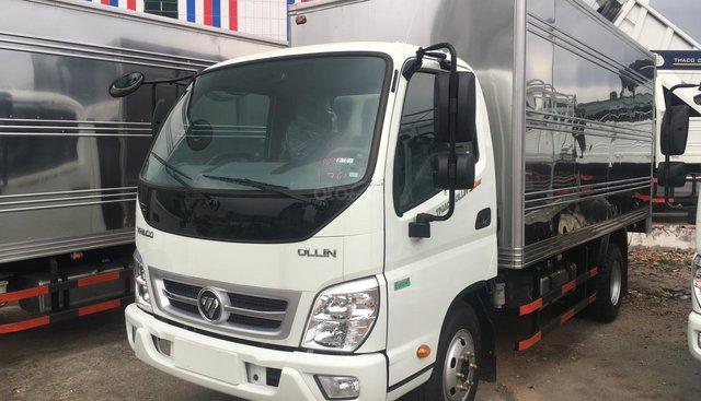 Bán xe 3,5 tấn - Thaco Ollin 350 E4, đời 2018, Trả góp 75%, chỉ cần trả trước 130 triệu, liên hệ 0944 813 912