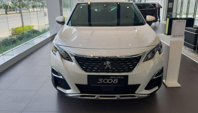 Peugeot 3008, có xe giao ngay, hỗ trợ vay tối đa, giá cả ưu đãi