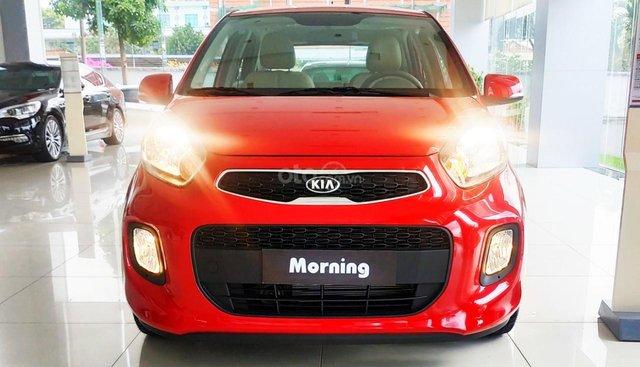 Bán Kia Morning S 2019, trả trước 90tr có xe, giảm ngay 6,5tr + phiếu bảo dưỡng free 10.000km, LH 0933920564