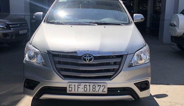 Bán Toyota Innova 2.0E MT 2016 xe bán tại hãng Ford An Lạc có bảo hành