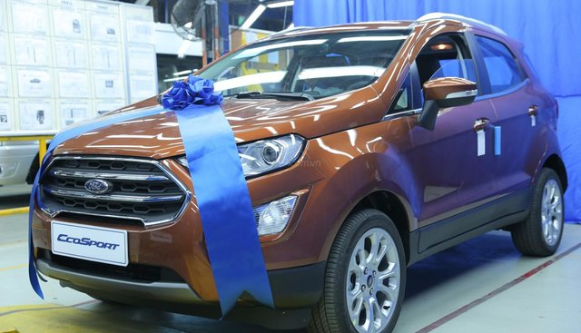 Bán Ford EcoSport 1.5 Titanium 2019, giá tốt khi LH: 0902172017 - Em Mai