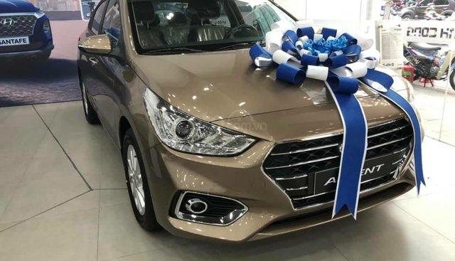 Bán xe Hyundai Accent đời 2019, hỗ trợ mua trả góp lên tới 85% giá trị xe, có xe giao ngay, LH ngay 0907.239.198