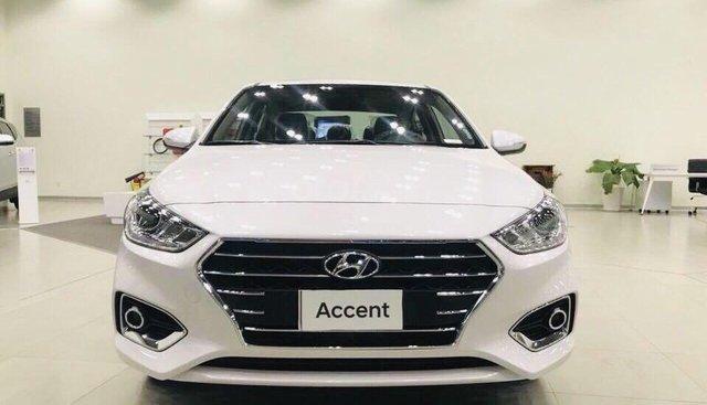 Bán Hyundai Accent 1.4MT 2019 mới trả 145tr nhận xe, giá đảm bảo tốt nhất, trả góp 90%