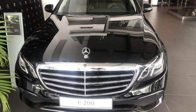 Bán xe Mercedes E200 2019, màu đen