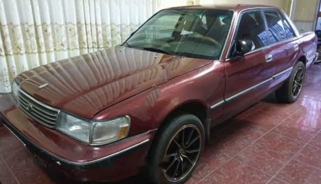 Bán lại xe Toyota Cressida GL 2.4 1993, màu đỏ, giá tốt
