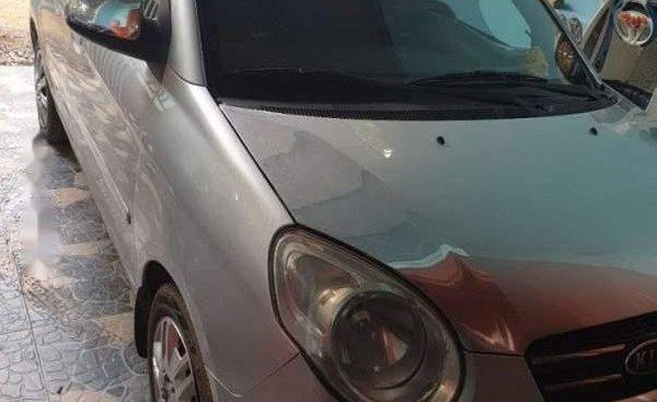 Bán Kia Morning năm sản xuất 2012, màu bạc, giá cạnh tranh
