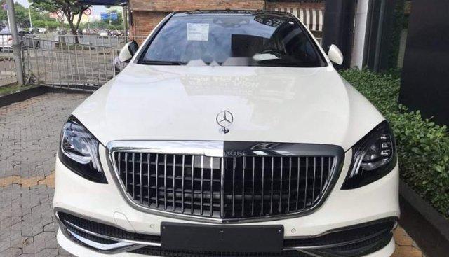 Bán Mercedes-Maybach S450 2019, màu trắng, xe nhập