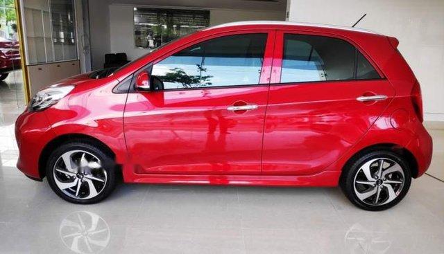 Bán xe Kia Morning 2019, màu đỏ, mới 100%