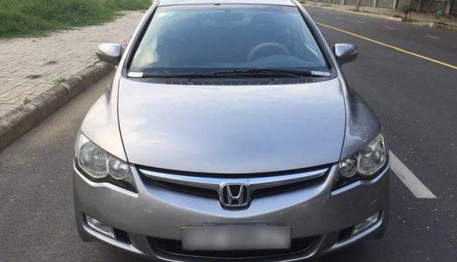 Bán xe Honda Civic sản xuất 2009, màu bạc, nhập khẩu số tự động
