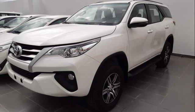 Bán xe Toyota Fortuner đời 2019, màu trắng