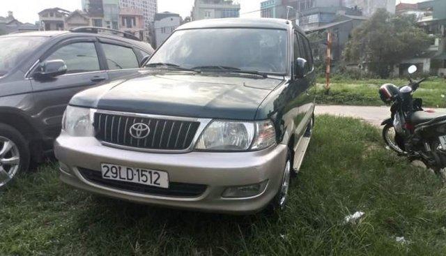 Bán ô tô Toyota Zace đời 2004, nhập khẩu nguyên chiếc