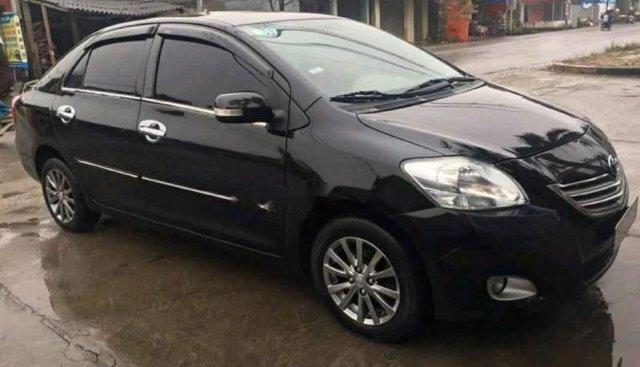 Gia đình bán Toyota Vios đời 2016, màu đen