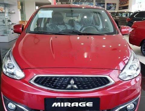 Bán Mitsubishi Mirage đời 2019, màu đỏ, nhập khẩu