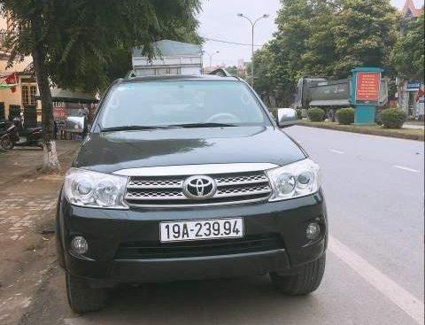 Bán Toyota Fortuner đời 2011, giá 655 triệu