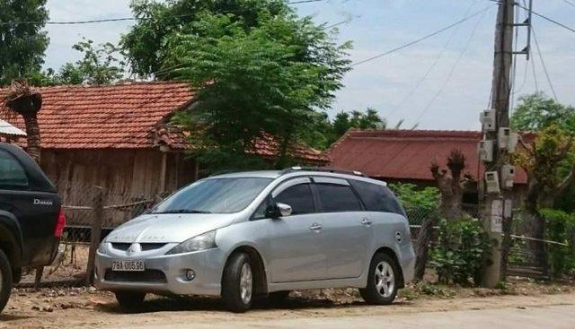 Bán Mitsubishi Grandis đời 2006, màu bạc