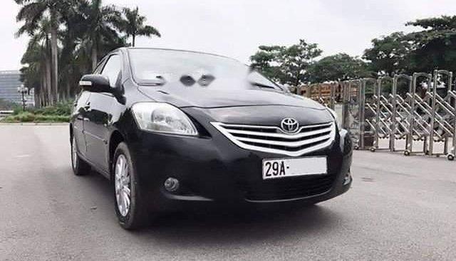 Bán Toyota Vios E 1.5MT năm 2010, màu đen, chính chủ