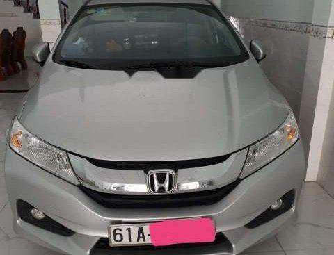 Bán Honda City sản xuất năm 2016, màu bạc, nhập khẩu