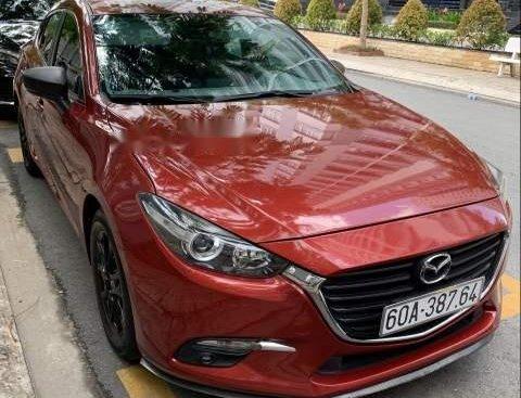 Bán Mazda 3 1.5 sản xuất năm 2017, màu đỏ, chính chủ