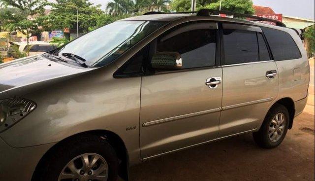 Cần bán xe cũ Toyota Innova sản xuất 2009, màu bạc