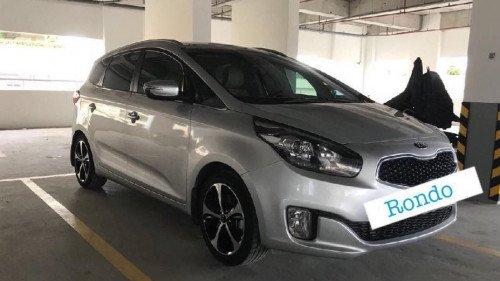 Bán ô tô Kia Rondo AT sản xuất 2016, màu bạc