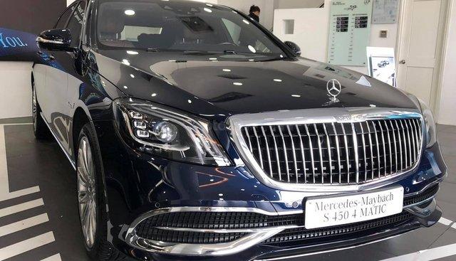 Bán Mercedes-Maybach S450 2019 hoàn toàn mới, galang mới, xe giao ngay (08/2019)