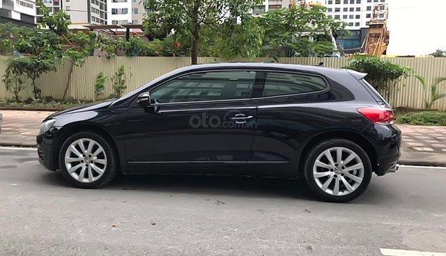 Bán Volkswagen Scirocco 1.4 AT 2010, màu đen, xe nhập chính chủ