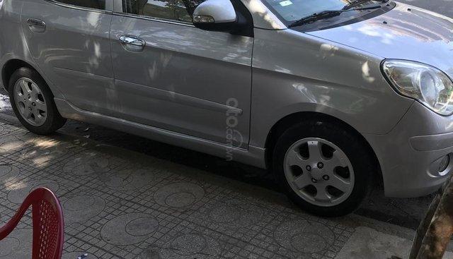 Cần bán Kia Morning EX sản xuất 2009,màu bạc, nhập khẩu giá cạnh tranh