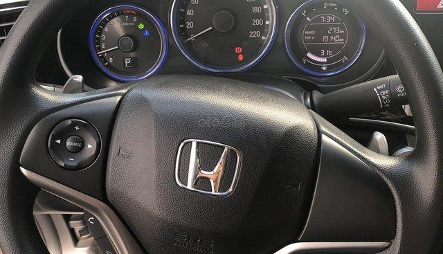 Cần bán Honda City đời 2017 màu nâu, gía 520 triệu
