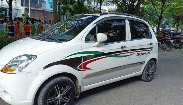 Cần bán Chevrolet Spark 2008, màu trắng chính chủ