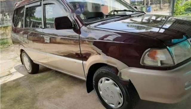 Bán ô tô Toyota Zace đời 2002, màu đỏ