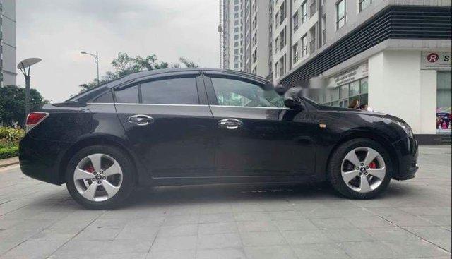 Bán xe Daewoo Lacetti CDX 1.6 AT đời 2010, màu đen, số tự động