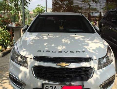 Cần bán xe Chevrolet Cruze năm sản xuất 2016, màu trắng, nhập khẩu nguyên chiếc chính chủ