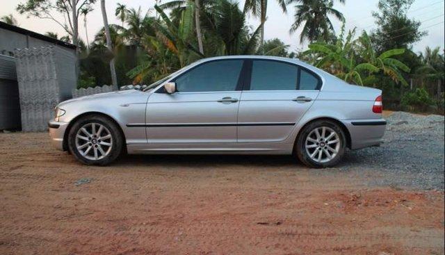 Bán ô tô BMW 3 Series 318i năm sản xuất 2004, màu bạc, nhập khẩu số tự động