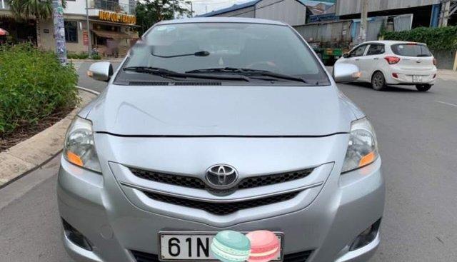 Bán xe Toyota Vios E sản xuất năm 2008, màu bạc chính chủ
