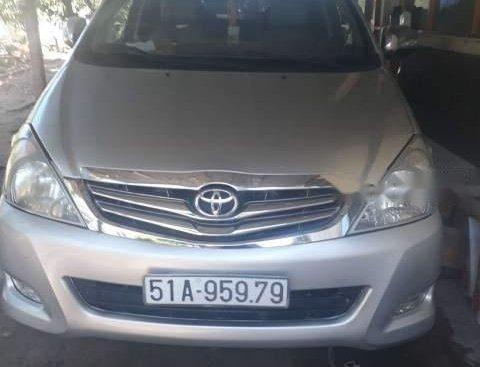 Bán Toyota Innova sản xuất năm 2008, màu bạc, xe nhập chính chủ