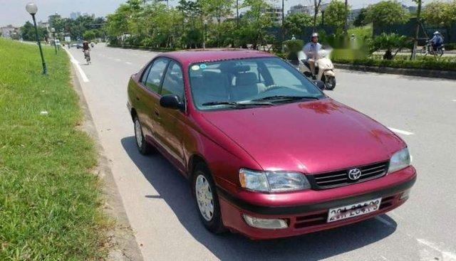 Bán Toyota Corona 1995, màu đỏ, nhập khẩu, số sàn