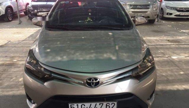 Bán Toyota Vios 1.5MT 2017, xe số sàn