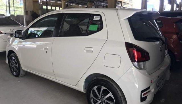 Bán xe Toyota Wigo 2019, màu trắng, nhập khẩu Indonesia
