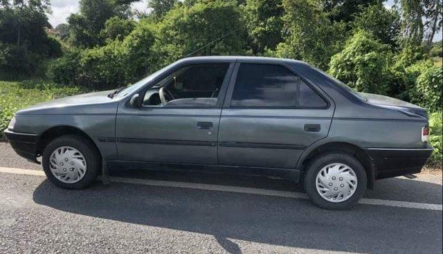 Cần bán lại xe Peugeot 405 đời 1993, nhập khẩu xe gia đình