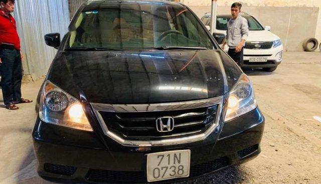 Bán xe Honda Odyssey năm sản xuất 2007, màu đen, nhập khẩu