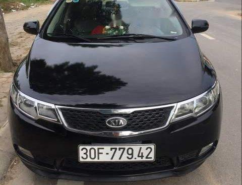 Bán Kia Cerato đời 2011, màu đen, nhập khẩu
