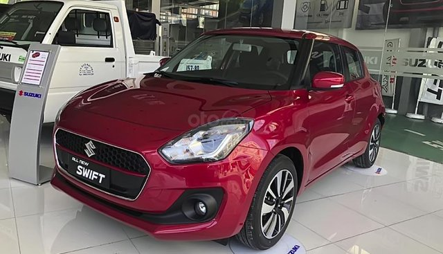Bán Suzuki Swift GLX 1.2 AT năm sản xuất 2019, màu đỏ, xe nhập
