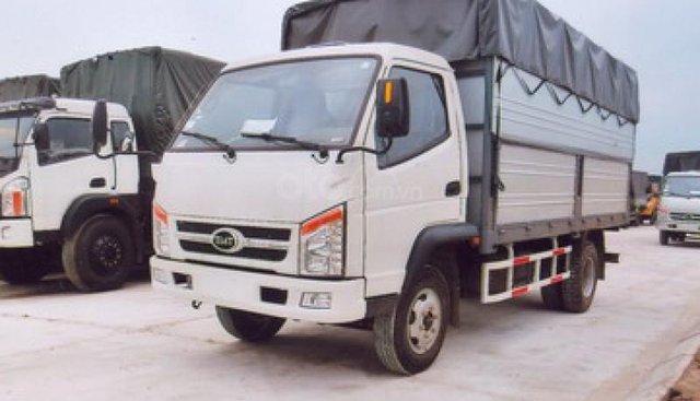 Bán xe tải khung mui phủ bạt 2T5 giá hấp dẫn