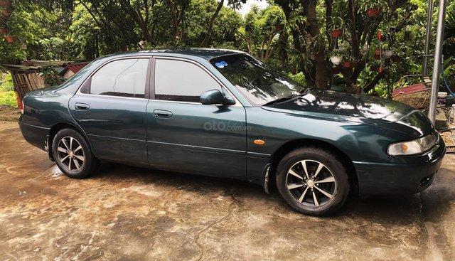 Bán ô tô Mazda 626 1992, màu xanh lam, nhập khẩu nguyên chiếc