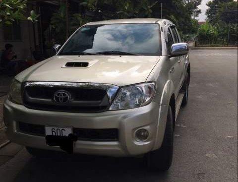 Bán Toyota Hilux 3.0G 4x4 MT 2008, nhập khẩu, chính chủ