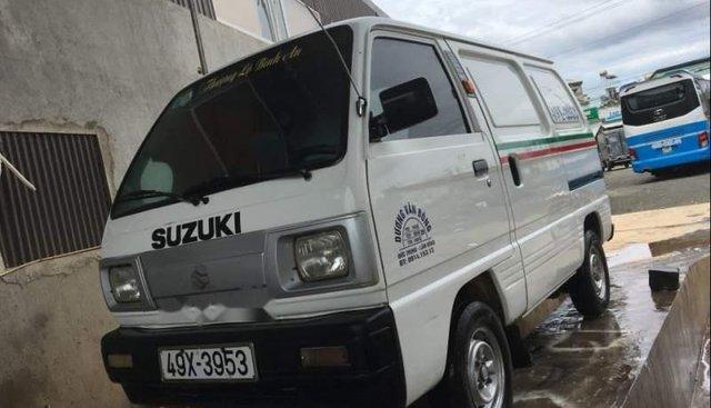 Bán xe Suzuki Blind Van 2008, màu trắng, nhập khẩu