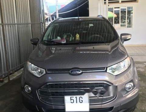 Bán gấp Ford EcoSport đời 2017, màu xám, giá 549tr