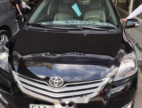 Bán Toyota Vios 2014, màu đen chính chủ, giá 450tr