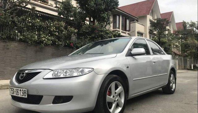 Bán Mazda 6 2009, màu bạc, nhập khẩu